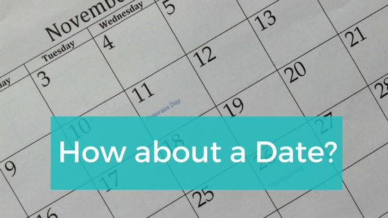 How about a Date
