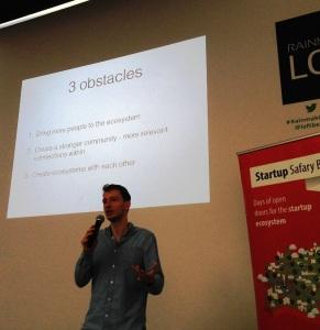 Maciek Laskus, co-founder, Startup Safary