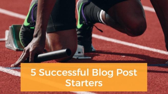 BlogPostStarters