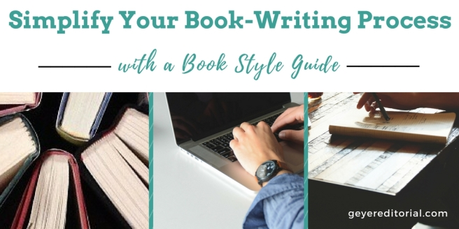 Book Style Guide Service