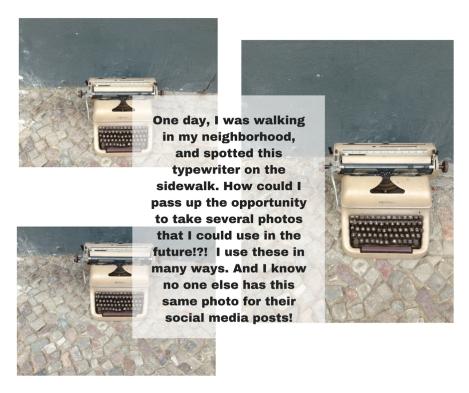 Typewriter Examples