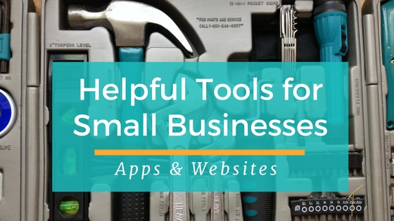Helpful Tools for Small Businesses