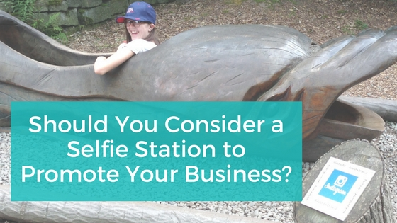 The Selfie Station