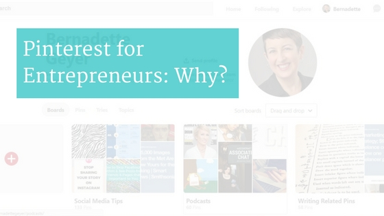 Pinterest for Entrepreneurs