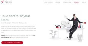 Pleexy-website